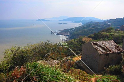 Rugged coastline of ShrTang Village, SE China by kstellick